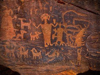 arte degli indiani anasazi